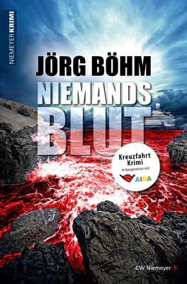 Krimilesung Niemandsblut mit Jörg Böhm - Kreuzfahrtkrimi Niemandsblut Lesung mit Jörg Böhm