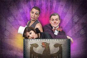 Bild: Kabarett Distel - Zirkus Angela - Schicksalsjahre einer Kanzlerin