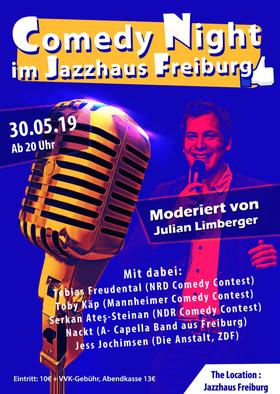 Bild: Comedy Night - Jazzhaus Freiburg