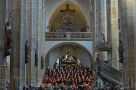 Bild: Weihnachtsoratorium - Freiberger Dom