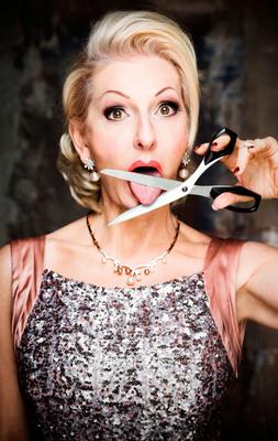 Bild: Desiree Nick - Die spitzeste Zunge der Nation - Lesung