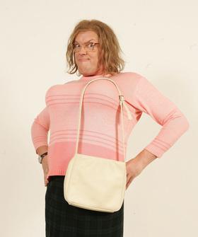 Bild: Luise Koschinsky - Ein Pullover voll Frau