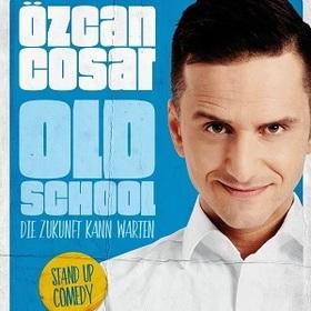 Bild: Özcan Cosar - Old school-die Zukunft kann warten