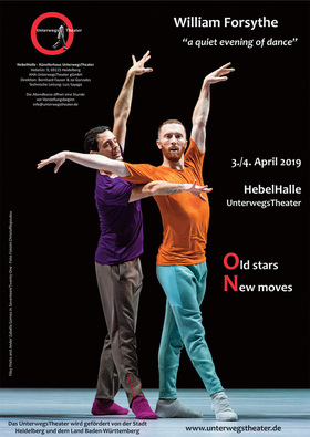 Bild: Old stars - New Moves - William Forsythe