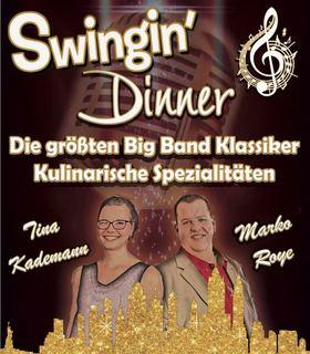 Bild: Swingin` Dinner - Die größten Big-Band & Swing-Klassiker - Premiere 2019