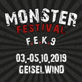 Bild: F.E.K. 9 - MonsterFestival 2019 - EARLY BIRD Ticket