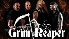 Bild: Steve Grimmett's Grim Reaper
