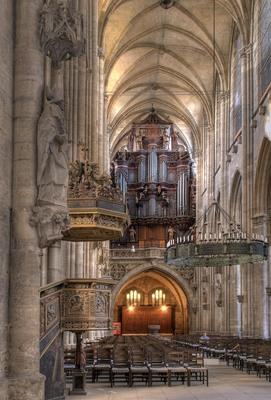 Bild: Zwei Schätze der Orgelbaukunst