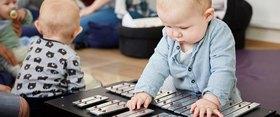 Bild: Babykonzert: Drei, zwei, eins, Start!