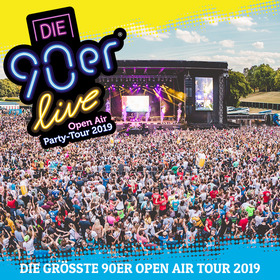 Bild: DIE 90ER LIVE - Open Air Tour 2019