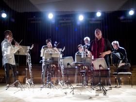Jaan Bossier Quartett - Konzert