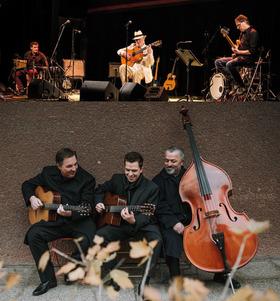 Bild: Gypsy Jazz und Flamenco