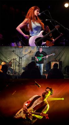 Bild: Blues Rock und Rock