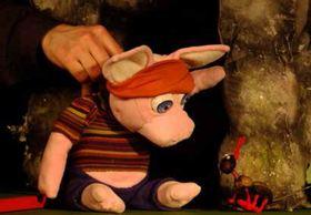Bild: Puppenparade Ortenau: Die drei kleinen Schweinchen