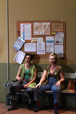 Bild: 7 Minuten - Theaterhaus Stuttgart