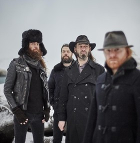 SÓLSTAFIR - The Midnight Sun: a Light in the Storm