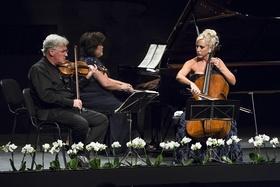 Solisten und Orchester der Welt in Mönchengladbach - Konzert mit dem Zukerman Trio