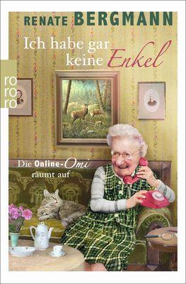 """Bild: Mondscheinlesung - Renate Bergmann liest """"Ich habe gar keine Enkel"""""""