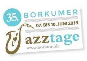 35. Borkumer Jazztage - Festivalticket: 3 Konzerte zum Preis von 2