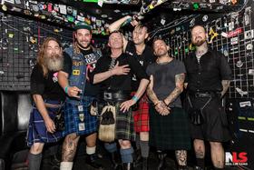 Bild: Muttis Irish Folk Punk: The Real McKenzies // The Porters