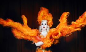 Bild: Casino Burlesque 2019 in der Spielbank Lindau - Glamour & Glitzer