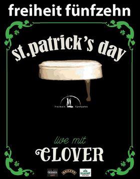 Bild: St. Patricks Day mit Clover