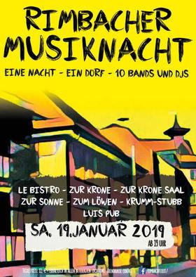 Bild: Rimbacher Musiknacht - Rimbacher Musiknacht