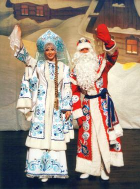 Bild: IVUSHKA -Die russische Weihnachtsrevue