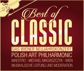 Bild: Das Wiener Neujahrskonzert 'Best of Classic' - Tournee 2020