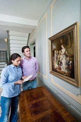 Lottehaus: Museumsführungen für Einzelreisende in Wetzlar 2019 - Führung durch das Lottehaus