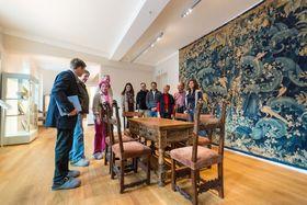 Palais Papius: Museumsführung für Einzelreisende in Wetzlar 2019 - Führung durch die Sammlung Lemmers-Danforth