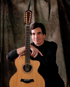 Bild: Chris Proctor - Fingerstyle Guitar Champion