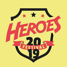 Heroes Festival 2019 - Heroes Helden Ticket