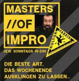 Masters of Impro - KombiTicket 2019