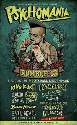 Bild: Psychomania Rumble