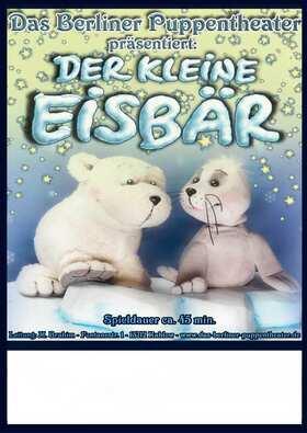 Bild: Der kleine Eisbär