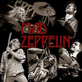 Bild: Mad Zeppelin - Led Zeppelin Tribute
