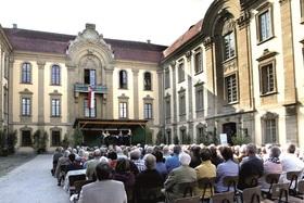 Bild: Konzerttag auf Schloss Schillingsfürst - Lieben Sie Bach?!