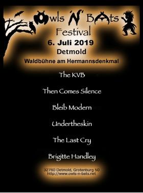 Bild: Owls´n´ Bats Festival - Die Eulen und Fledermäuse feiern wieder