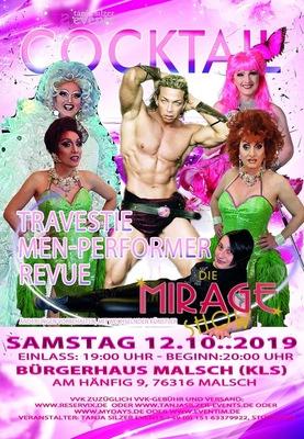 Bild: Mirage Show + Men-Strip Karlsruhe-Malsch