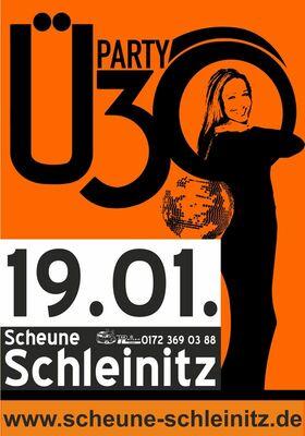 Bild: Ü30-Party Scheune Schleinitz