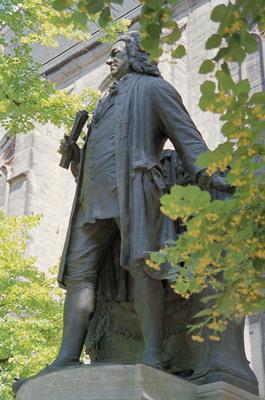 Bild: Thomaskonzert zum 334. Geburtstag von Johann Sebastian Bach