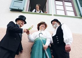 Bild: Die Lindenwirtin - Die HISTORISCHE DINNER SHOW