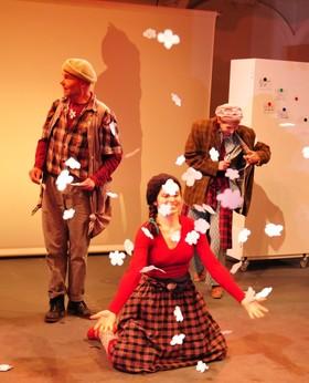 Bild: Der Bär der nicht da war oder Bist Du ich? Theater Marienbad