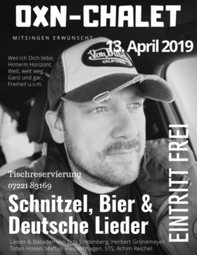 Bild: Schnitzel, Bier & Deutsche Lieder - SvenB.