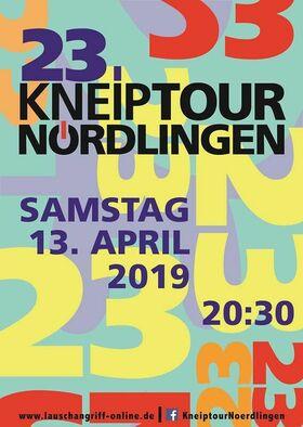 Bild: KNEIPTOUR NÖRDLINGEN - 23. Kneiptour Nördlingen