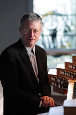 Bild: WOLFGANG SEIFEN Orgelimprovisation zum Stummfilm