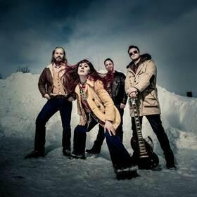Pristine (NOR) - Road Back To Ruin Tour 2019 Support: Ni Sala