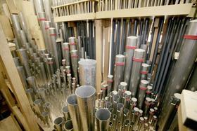 Bild: Orgelführung für Jedermann (Familienkarte)