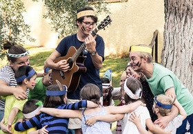 Kinderkarneval im KFZ - Mit der Kindermusikband Larifari mit Jan und Henri